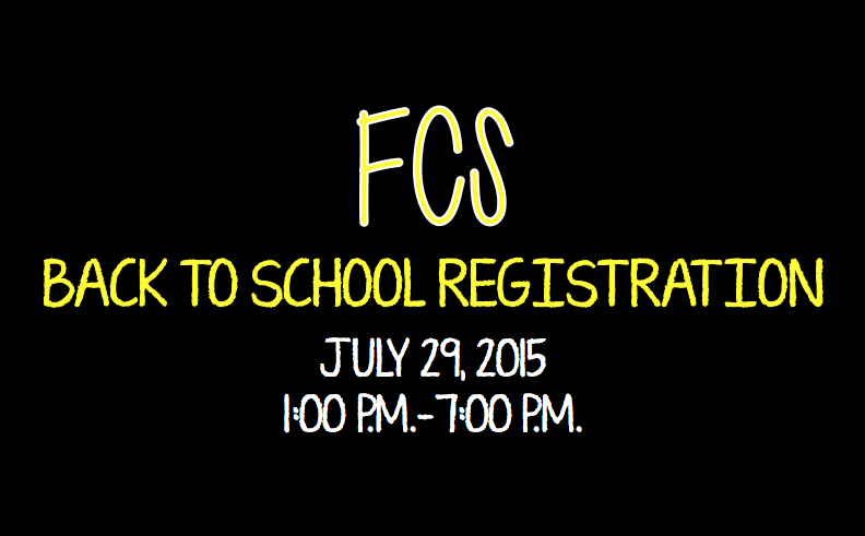 FCS Registration Information and Packet