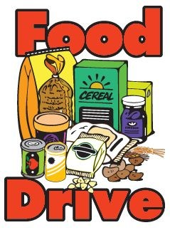 CSISD Citywide PTO annual drive collects 145,000 pounds of food