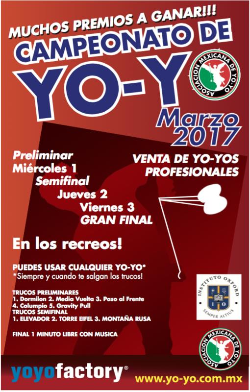 ¡Campeonato de YOYO en los recreos! Thumbnail Image