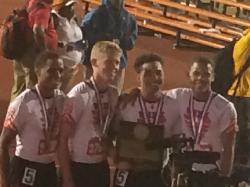 4x400 Meter Relay Wins State Championship
