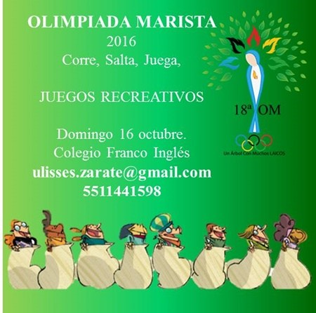 Olimpiada Marista Thumbnail Image