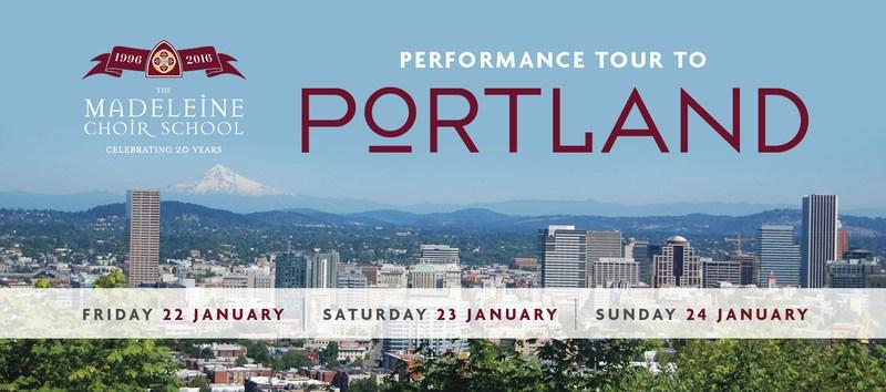 MCS Performance Tour to Portland