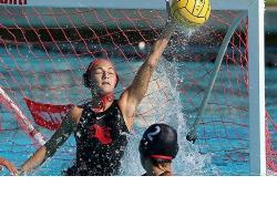 Kahaulelio sisters give Kahuku another Water Polo title