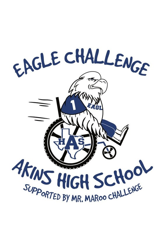 The Eagle Wheelchair Challenge is Nov. 3-20