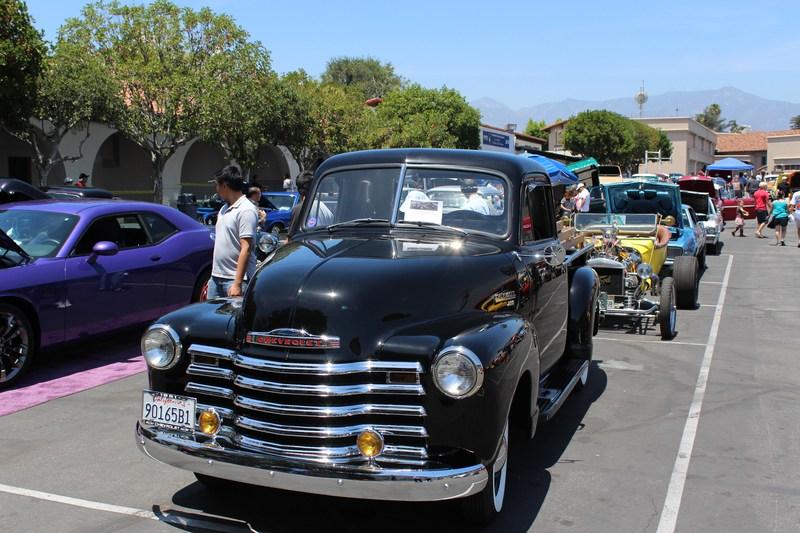 SAN GABRIEL MISSION CAR SHOW JUNE 20TH 2015