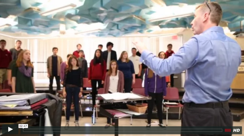 Video: LCHS Teacher Spotlight on Dr. Jeff Brookey