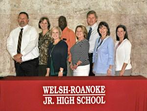 Mrs.Rae Daigle is chosen as a semi-finalist for Louisiana State Principal of the Year.