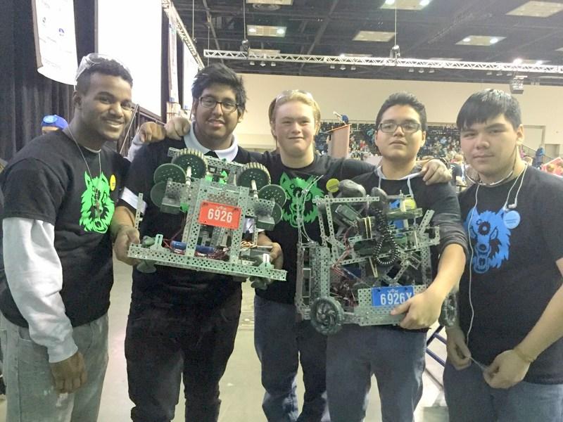 Congratulations to our Robotics Team