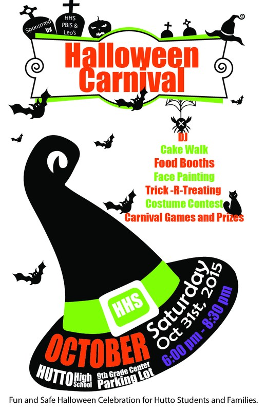 HHS Halloween Carnival