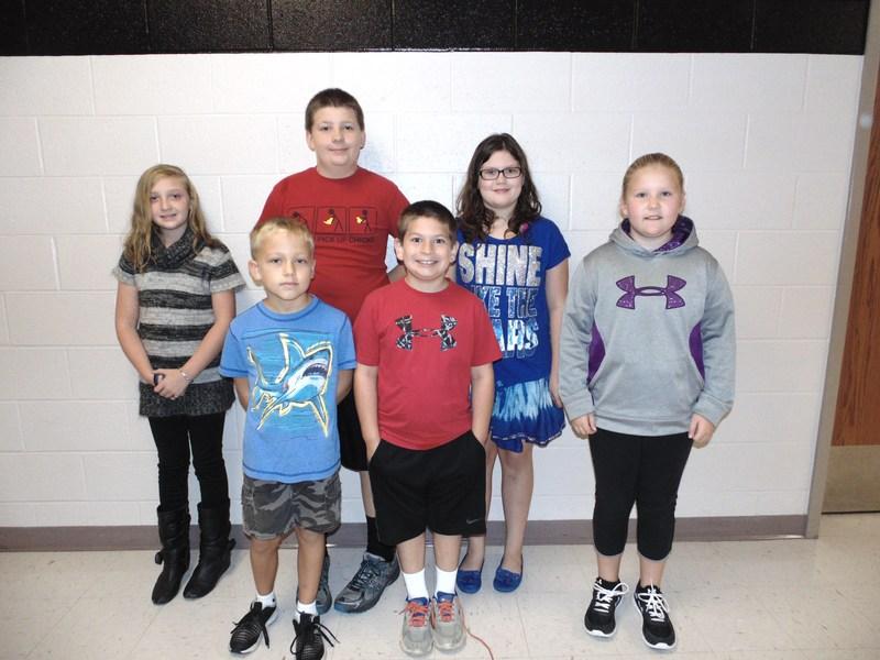 Elementary Box Top Winners