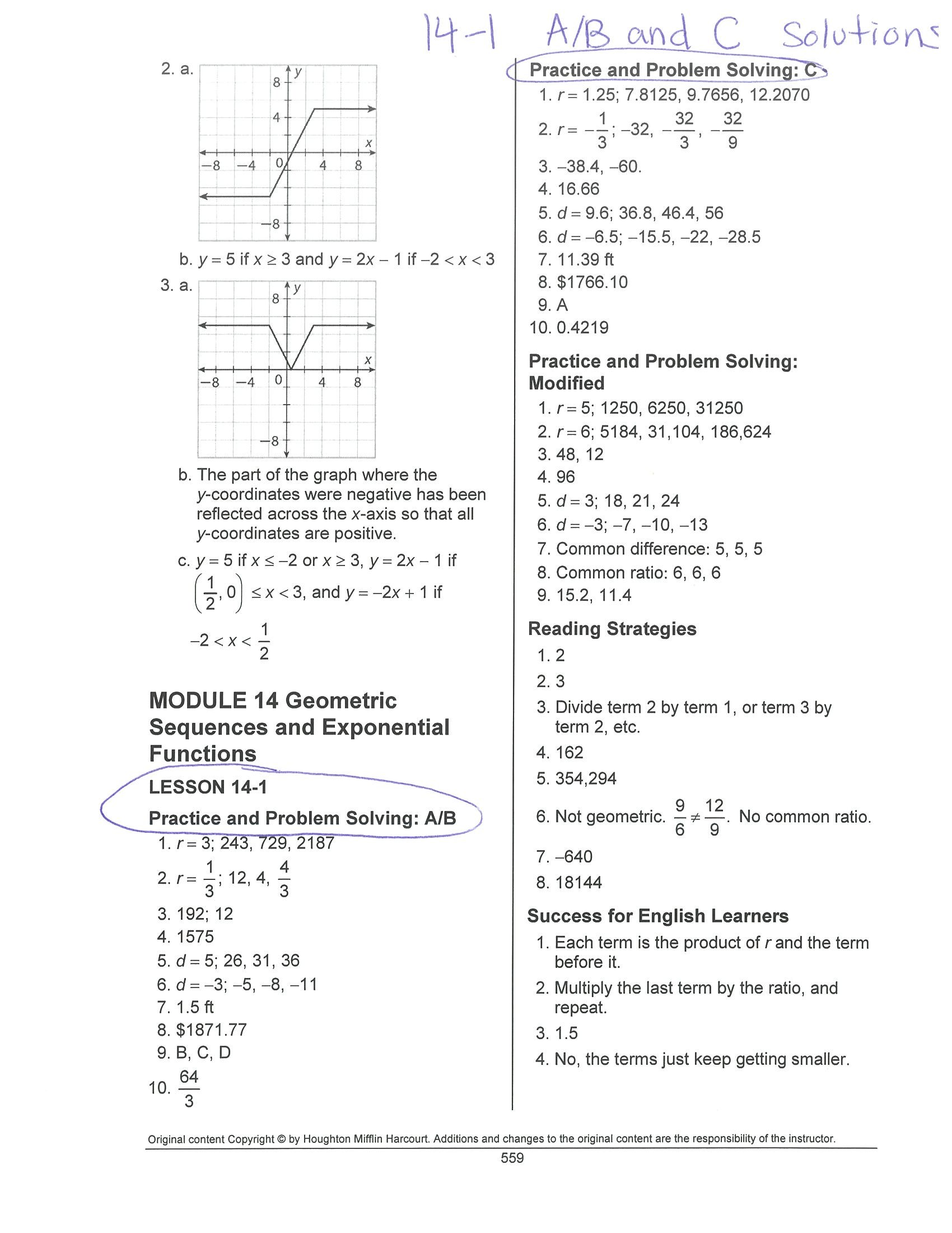 pearson math makes sense 7 practice and homework book pdf