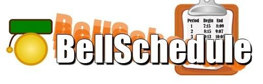 2015-16 School Bell Schedules