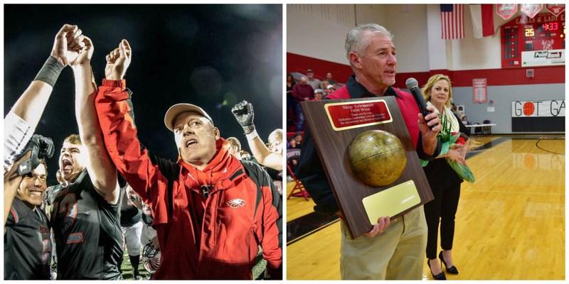 AHS Coaches Receive Top Honors Thumbnail Image