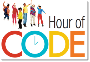 Hour of Code at Willmore