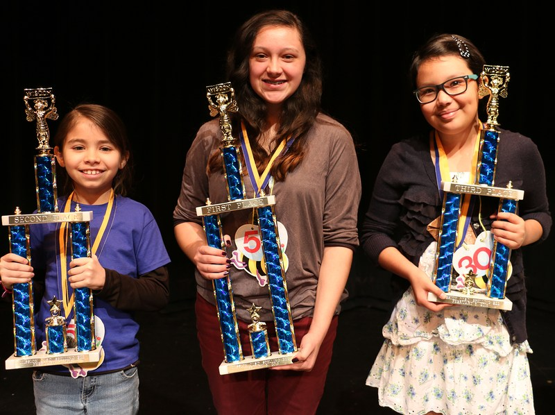 Mission CISD crowns the district's top spellers
