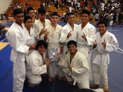 2015 Boys Judo OIA Champions