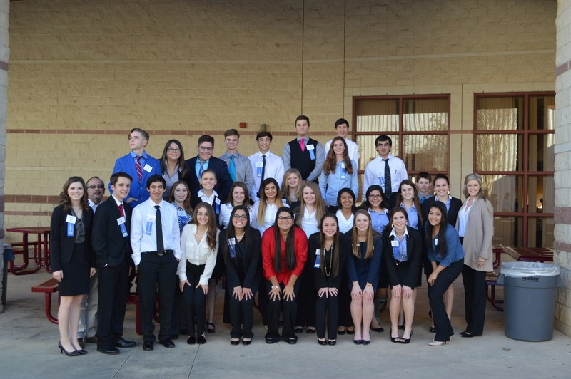 BPA Students Advance to State!