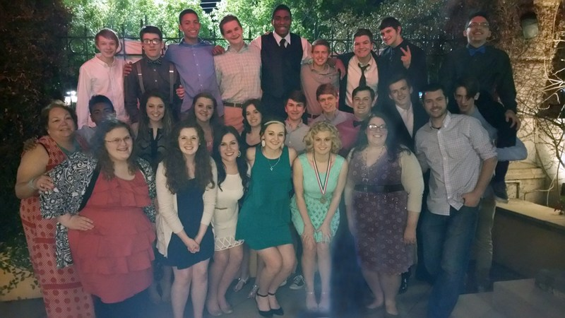 WHS One-Act Play selected as alternate for upcoming Area competition