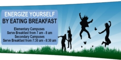 Did you know UCISD offers free breakfast to all students?