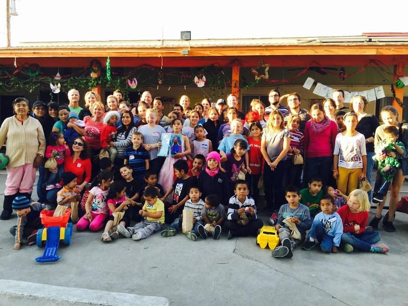 MVCS Visits Casa Hogar Orphanage