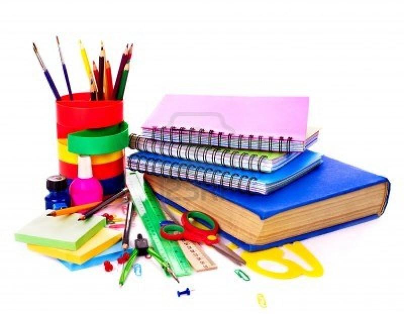 School Supply List 2015-2016