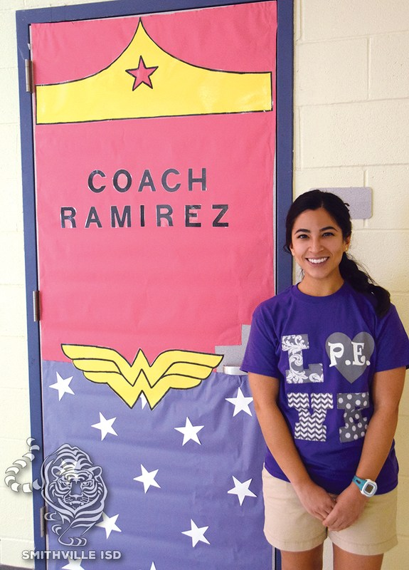 Ramirez Brings Energy to Brown Primary PE Classes Thumbnail Image