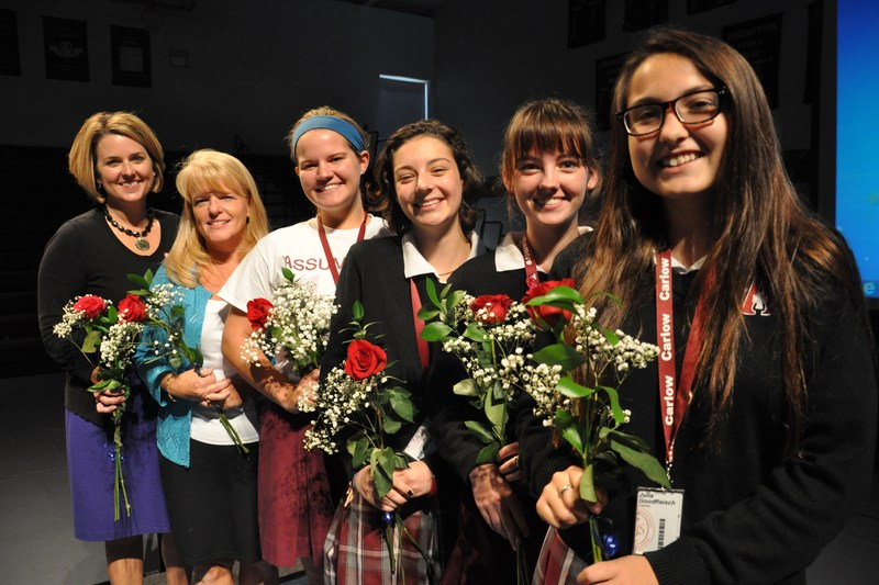Honoring Models of Mercy on Mercy Day 2015