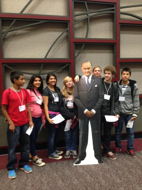 SISD Students Invited to Texas State University