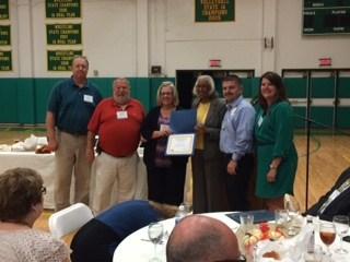 School Board Receives Golden Bell Award Thumbnail Image