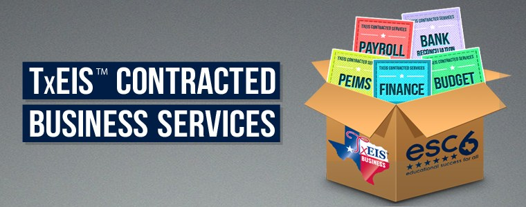 TxEIS Contracted Business Services