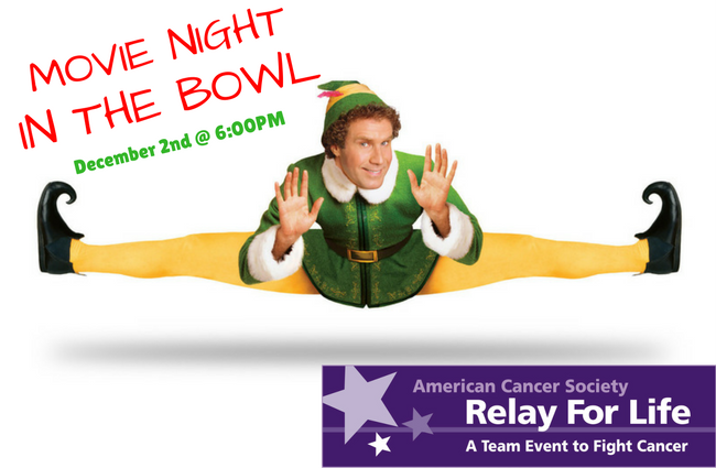 Relay for Life Movie Night Thumbnail Image