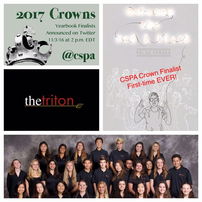 TRITON YEARBOOK CAPTURES THE CROWN! Thumbnail Image