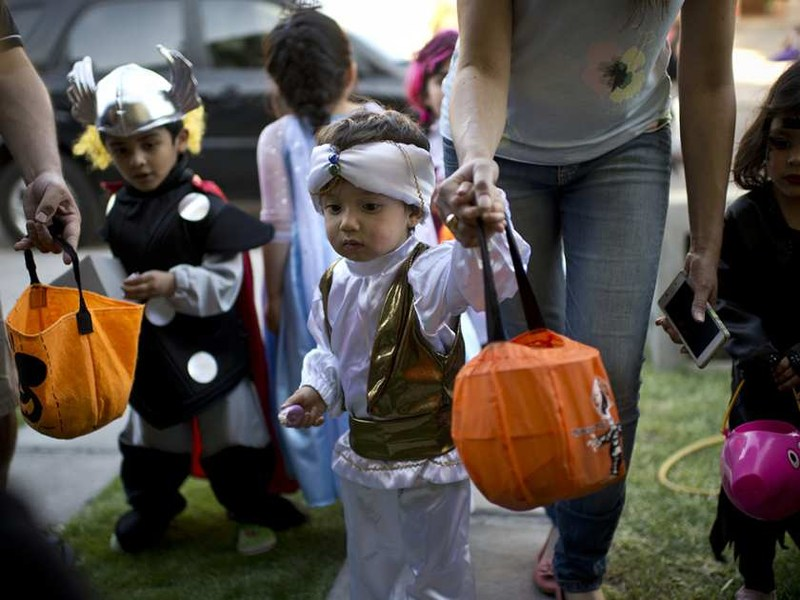 Halloween Safety Tips for Families Thumbnail Image