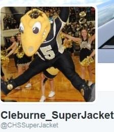 Follow Super Jacket on Twitter