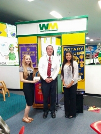 4-way Speech Contest Winners