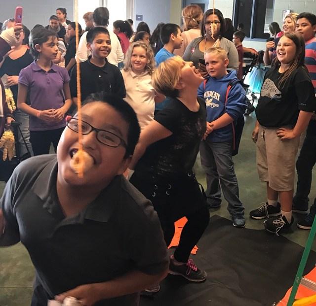 """""""Boo Bash"""" is a Big Hit at Washington Elementary Thumbnail Image"""