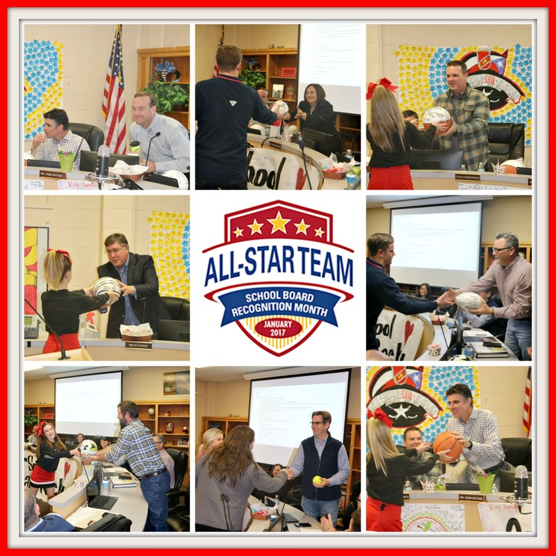 AISD School Board Recognition - 1/17/17 Thumbnail Image