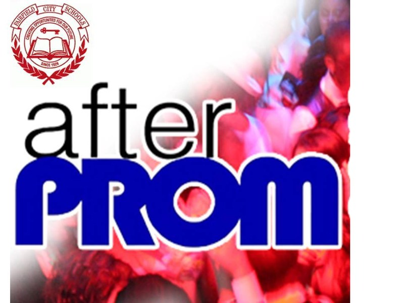 Adult Volunteers Needed for After Prom!