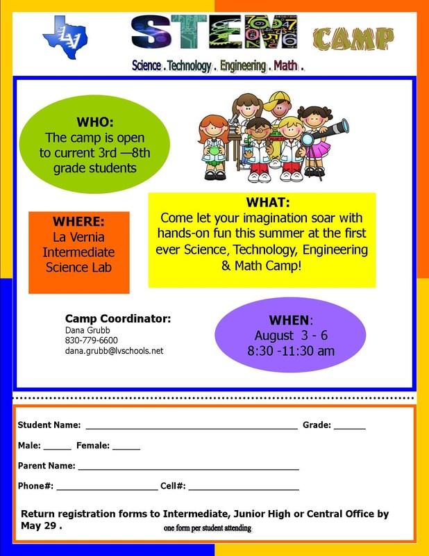 SUMMER STEM CAMP!