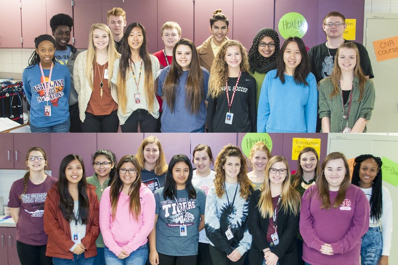 30 CSISD students earn nurse aide certification