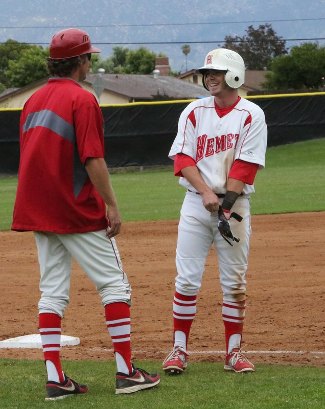 Hemet faces Temple City for baseball title
