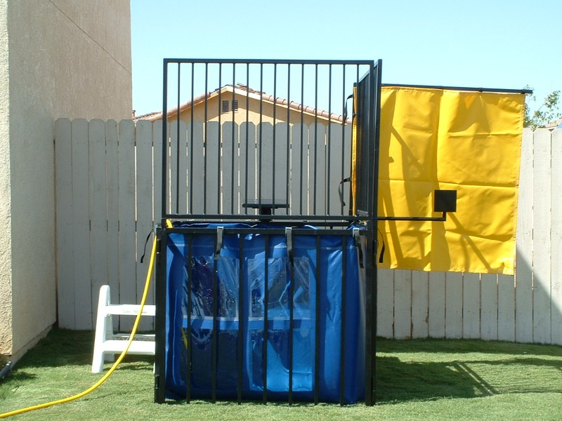 The Dunked Won!  ~ Booth #3