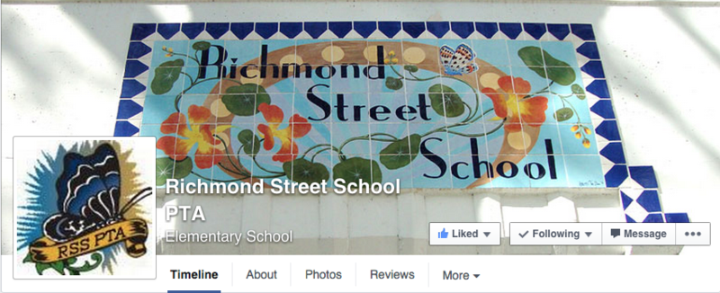 Richmond Street School PTA