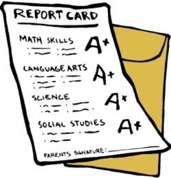 Interim Progress Report - 1st to 12th grade