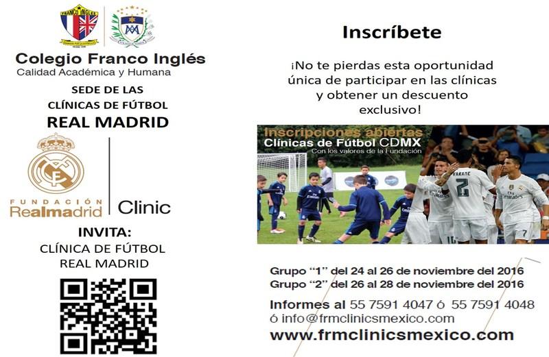 Clínica de Futbol del Real Madrid Thumbnail Image