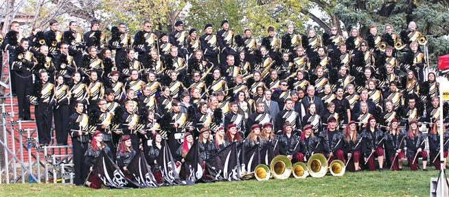 Canon City High School Tiger Marching Band