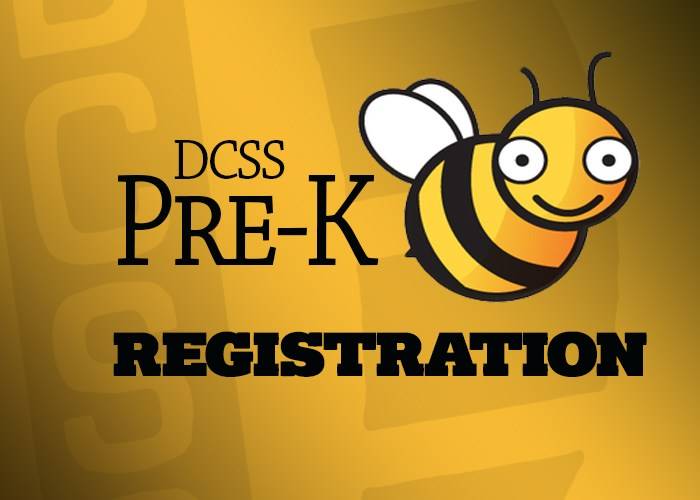 Pre-K registration period open Thumbnail Image