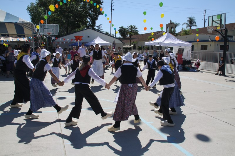 The 62nd Annual Holland Festival