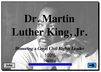 Dr. Martin Luther King, Jr. Holiday Observed January 18. 2016