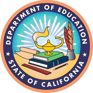 California Department of Education graphic.